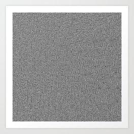 Infin Art Print