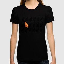ODD CAT OUT T-shirt