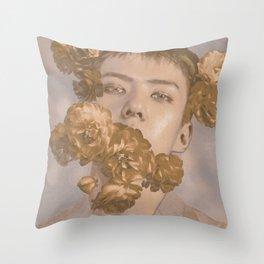 Aphrodite Fragrance | Sehun Throw Pillow