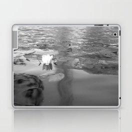flor medio formato Laptop & iPad Skin