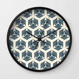 LUCK Wall Clock