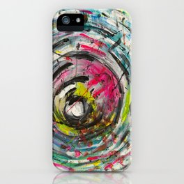 Art can't lie iPhone Case