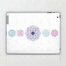 Geometric Mandalas Laptop & iPad Skin
