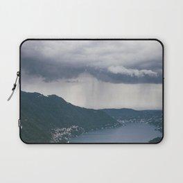 lake como, i Laptop Sleeve