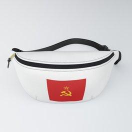 Flag of USSR Fanny Pack