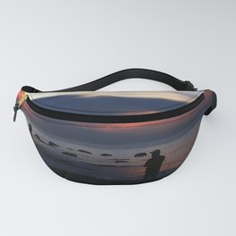 Sunset silhouettes Fanny Pack