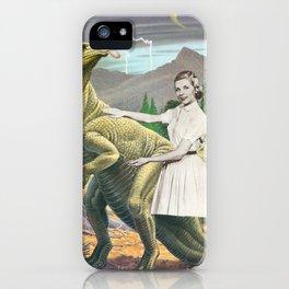 IguanoDonJuan iPhone Case