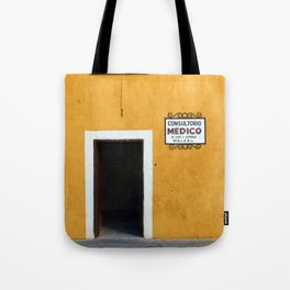 Mexican Yellow Nr.2 Tote Bag