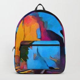 Baby Swan Backpack