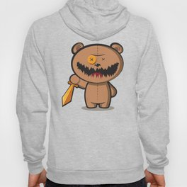 toy bear Hoody