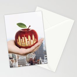 New York City • The Big Apple Stationery Cards