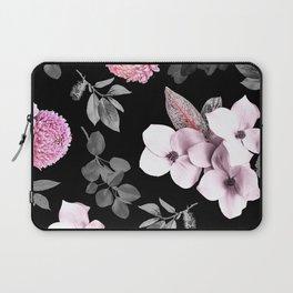Night bloom - pink blush Laptop Sleeve
