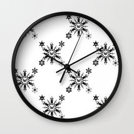 Monster Chic Wall Clock