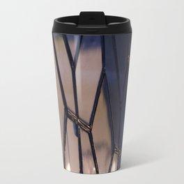 Broken Still Reflects Travel Mug