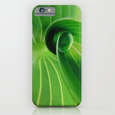 Leaf / Hosta with Drop (2) iPhone 6s Slim Case