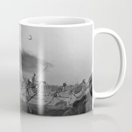 March of the Necromancer Coffee Mug
