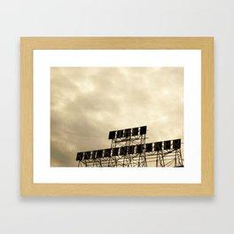 """""""The Knickerbocker"""" Hollywood Framed Art Print"""