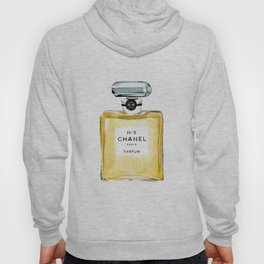 Yellow Perfume Hoody