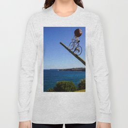 Sydney Scuptures By The Sea Long Sleeve T-shirt