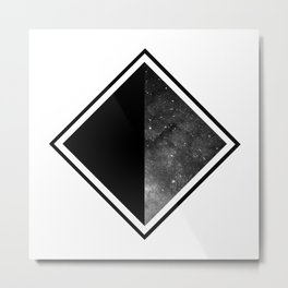 Diamond Night Metal Print