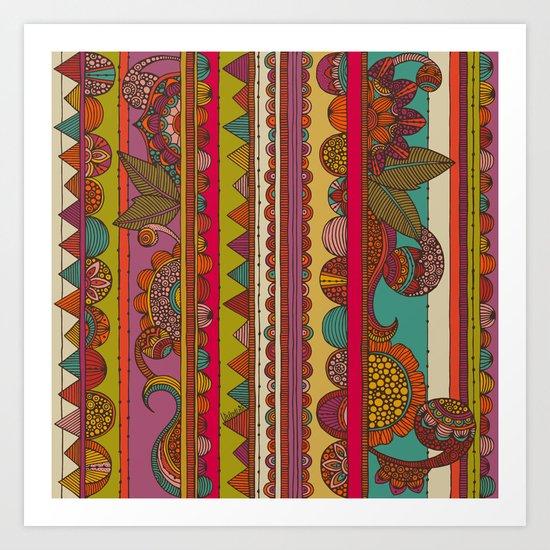 Oxaca Art Print