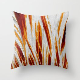 Searchlights by Pierre Blanchard Throw Pillow