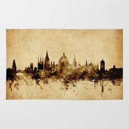 Oxford England Skyline Rug