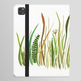 Prairie Watercolor by Robayre iPad Folio Case