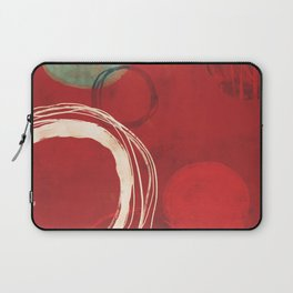 At The Centre Of It All Laptop Sleeve