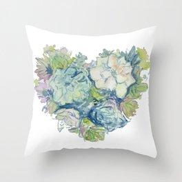 Love Succs Throw Pillow
