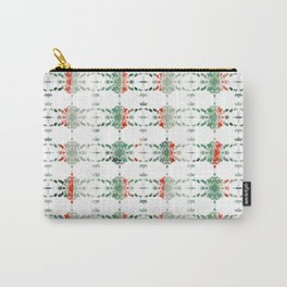 estrela_turqouise&red_no1 Carry-All Pouch