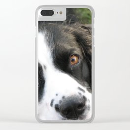 I want it Clear iPhone Case