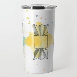 Origami #17 Travel Mug