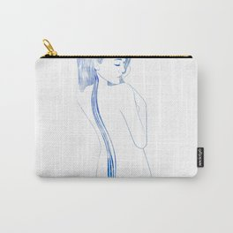 Water Nymph LXXV Carry-All Pouch
