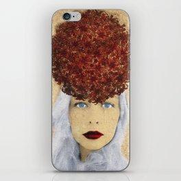 Parisian Girl iPhone Skin