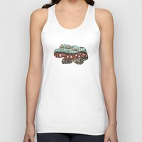 earth Tank Tops featuring Earth by sinonelineman