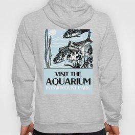 Visit the Aquarium Hoody