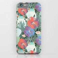 frog garden iPhone 6s Slim Case