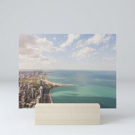 Lake Shore Drive Mini Art Print