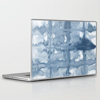 indigo Laptop & iPad Skins featuring Indigo by Dream Of Forest