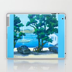 Of Boats and Summer Laptop & iPad Skin