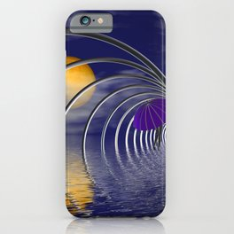 ... and I must go iPhone Case