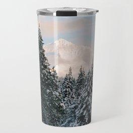 Mt. Hood National Forest Travel Mug