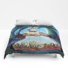 Bird Goddess #2/3 Comforters