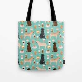 Labrador retriever gifts for lab owners golden retriever chocolate lab black lab dog breeds Tote Bag