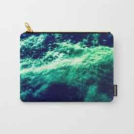 Eerie Waters Of The Bermuda Triangle Carry-All Pouch
