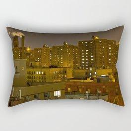 East Harlem, NYC Rectangular Pillow
