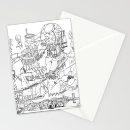City Of Thieves Stationery Cards