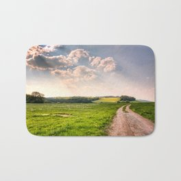 Road To Happiness  Bath Mat