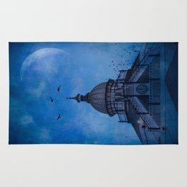 Camera Obscura - Eastbourne Pier Rug